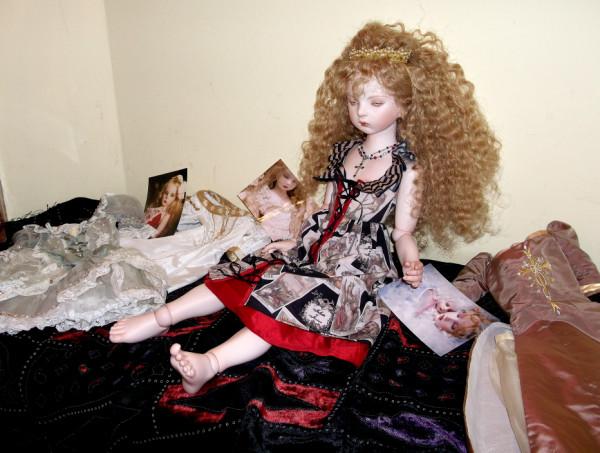 Koitsukihime doll