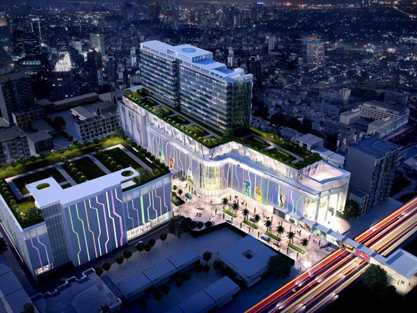 Watergate Pavillion Hotel Bangkok