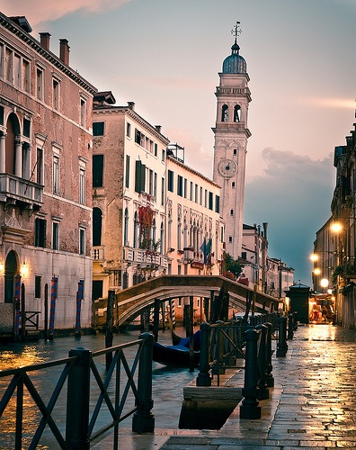 Путешествие в Италию на выходные