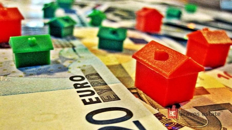 Как платить за недвижимость испании