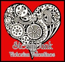 Steampunk Valentines Day