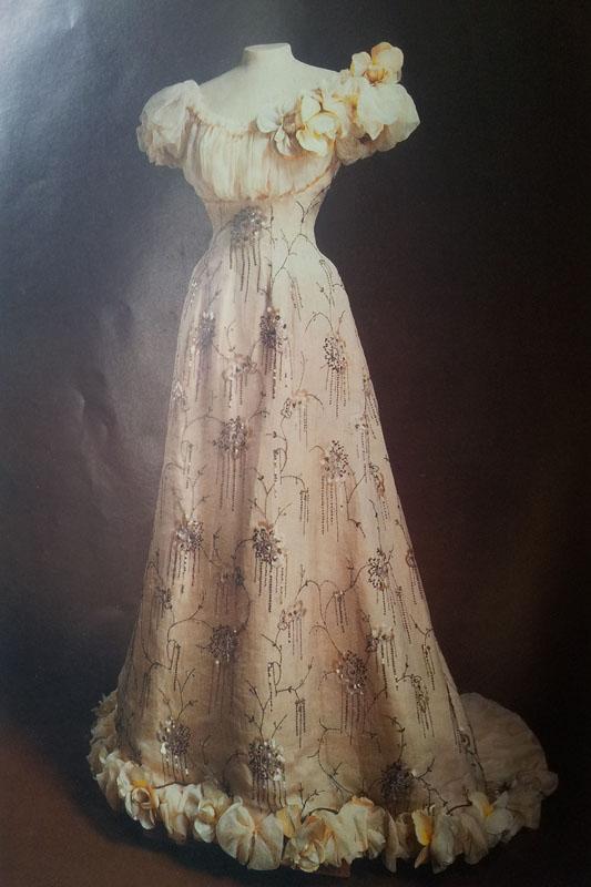 Платья 19-20 век