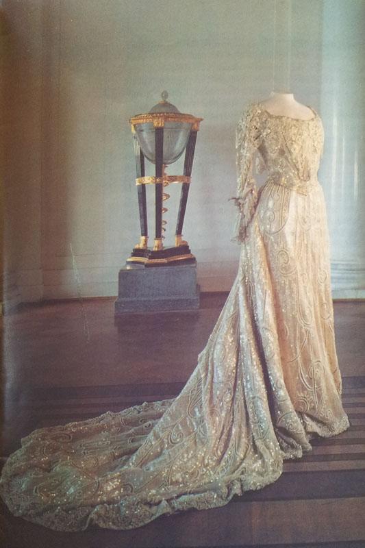 19 век летние платья