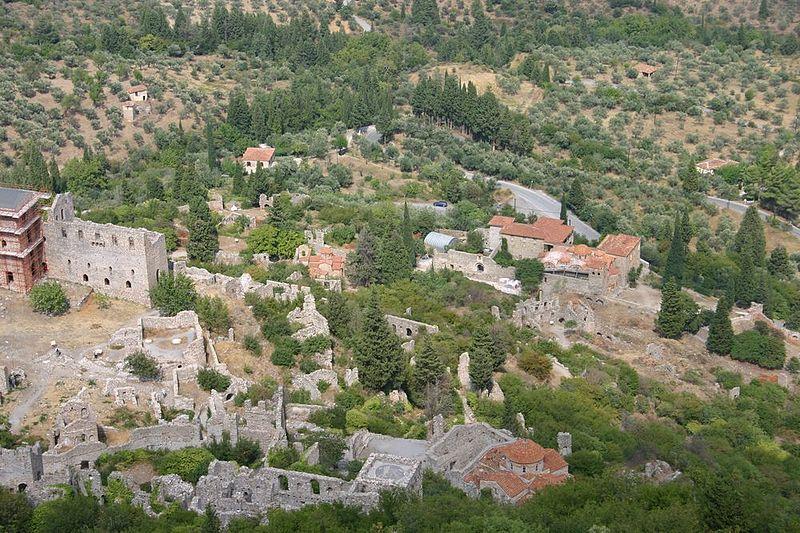 vue de chateau