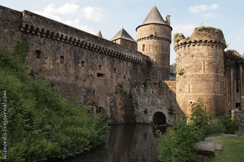 Архитектуры франции в одном замке