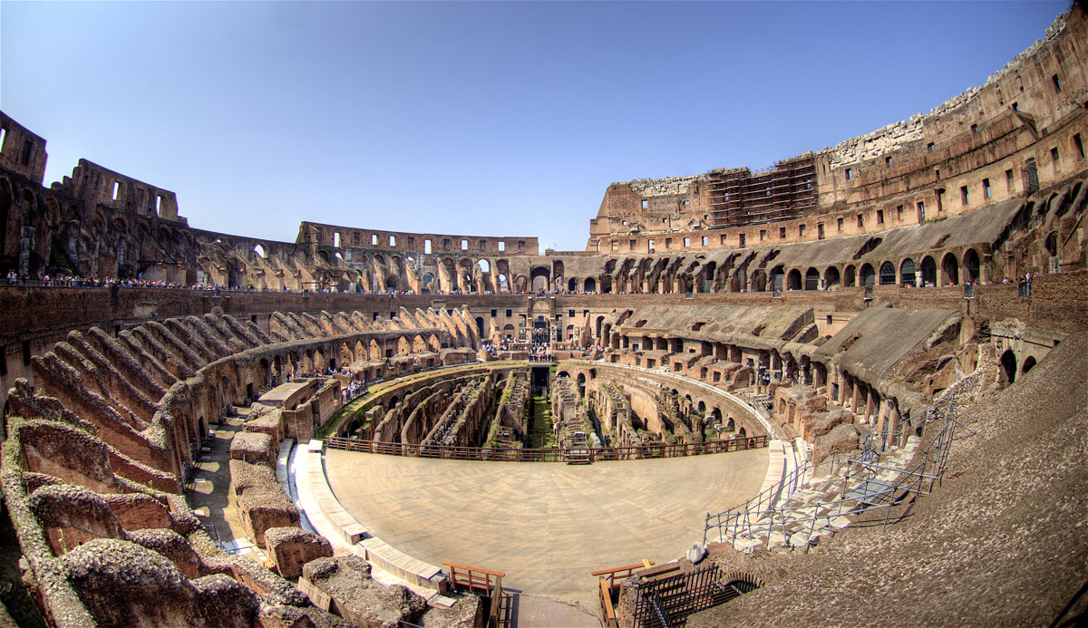 Colosseum-Inside-Pictures
