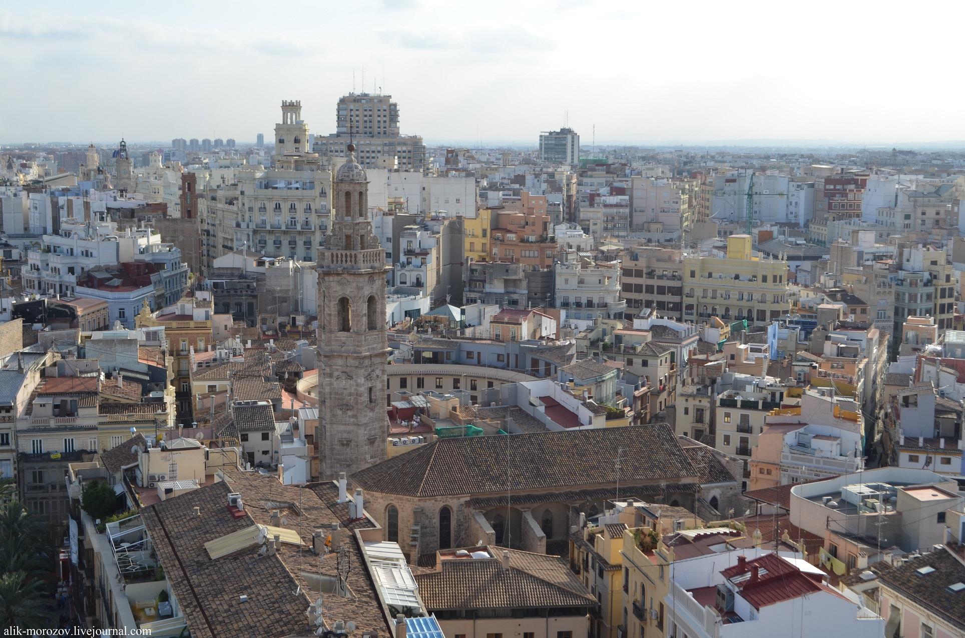 Подборка постов: Испания (Валенсия)