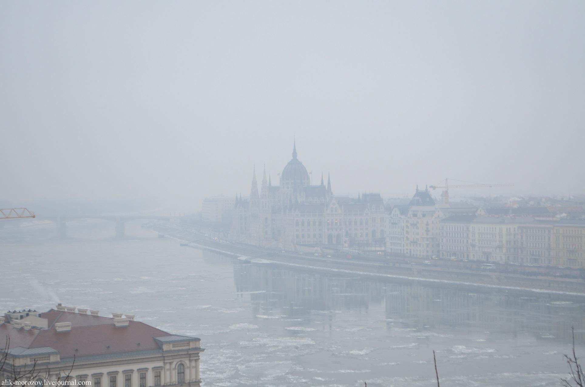 Будапешт в тумане