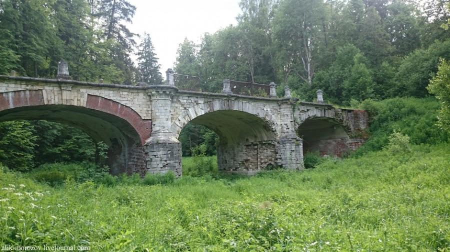 Мосты царских времен