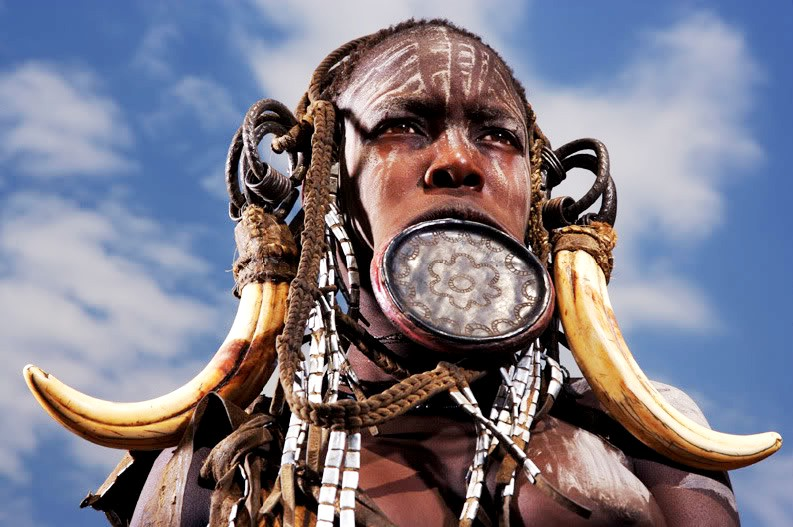 Сексуальная культура в племенях и народах мира