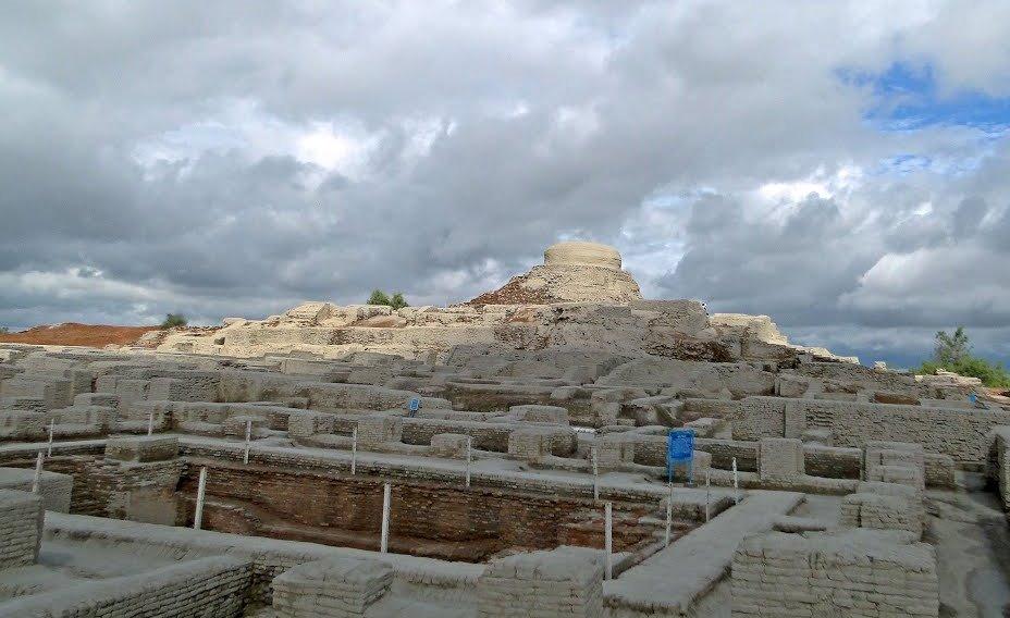 Туризм-в-Азии-Холм-мертвых-–-Мохенджо-Даро-5