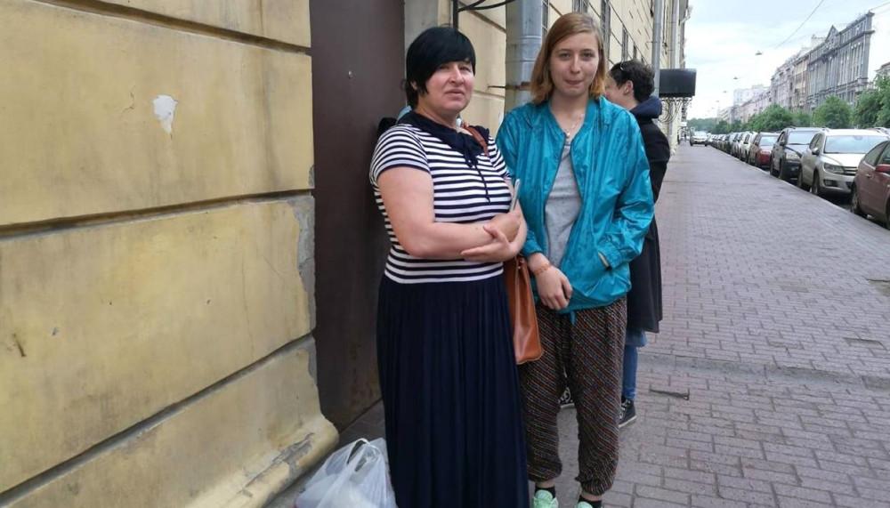 """""""Санаторий"""" в Питерском РОВД"""