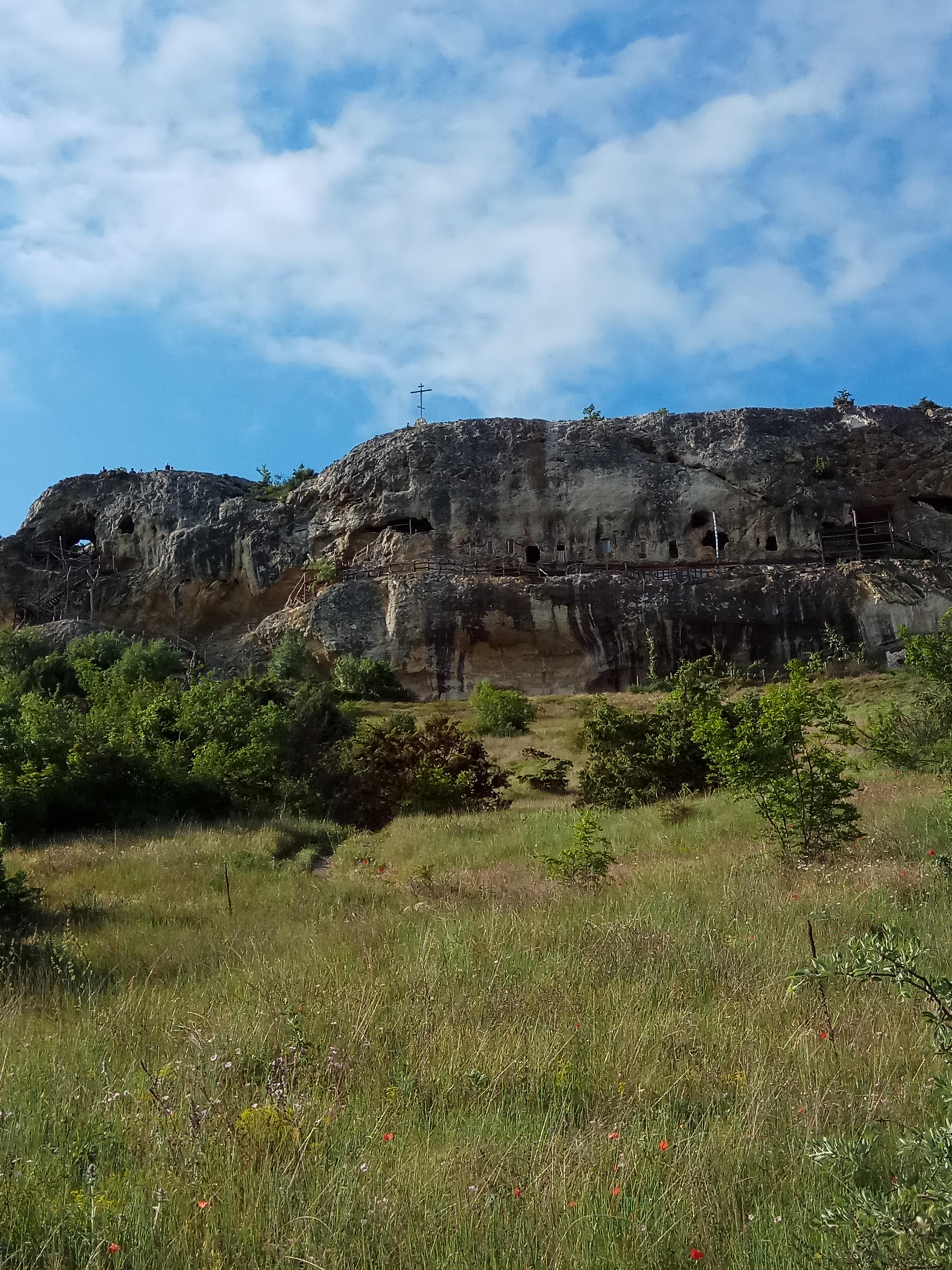 Пещерный монастырь Саввы Освященного