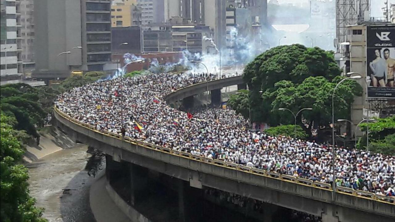 Мысли в слух. Венесуэльский кризис.