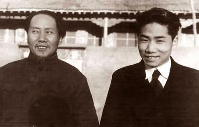 1946 Сергей вернулся на Родину в Яньань
