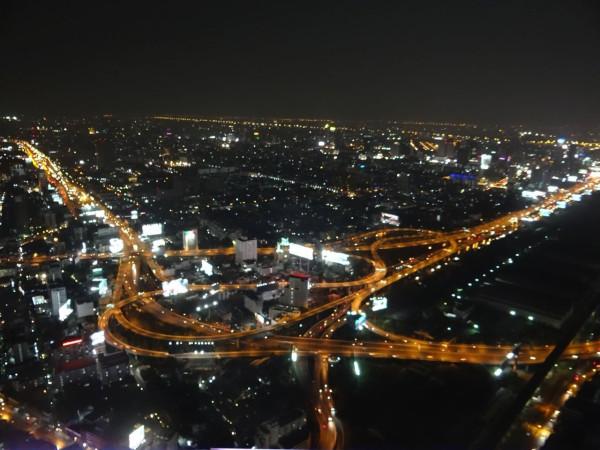 Бангкок, вид сверху