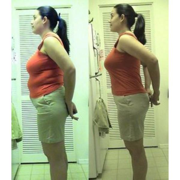 Я похудела на 15 кг за 2 недели