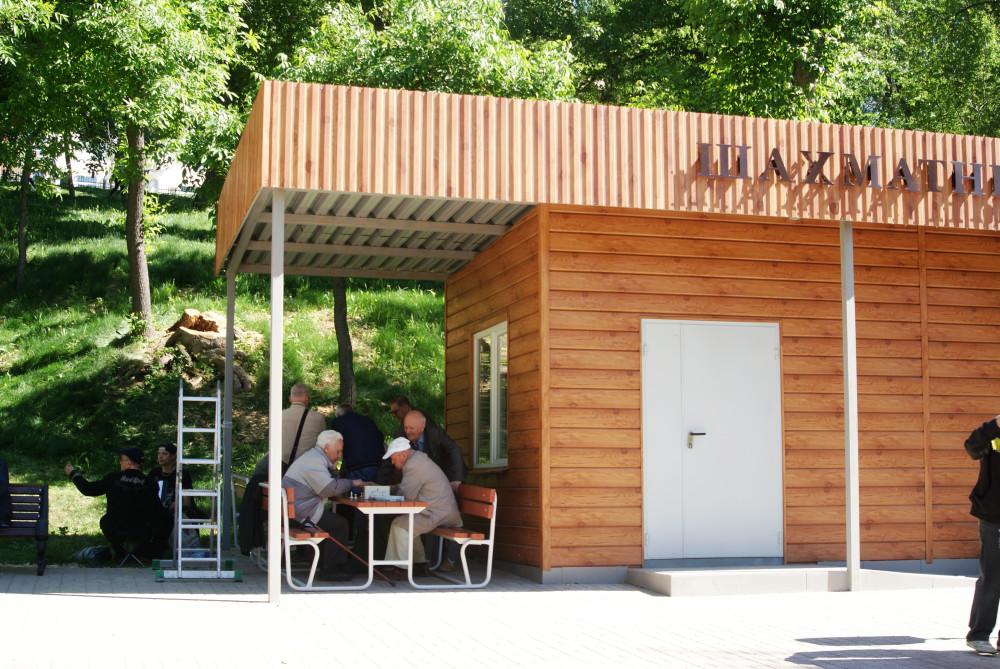 Струковский сад и фестиваль прессы в Самаре. Ч.2