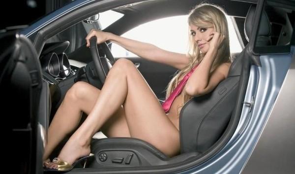 Секси телки за рулем видео фото 230-681