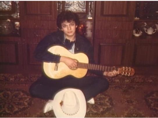 Филипп Киркоров в юности