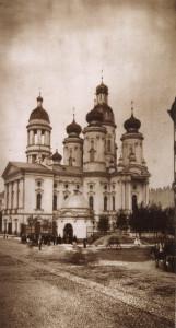 Владимирская церковь,1880