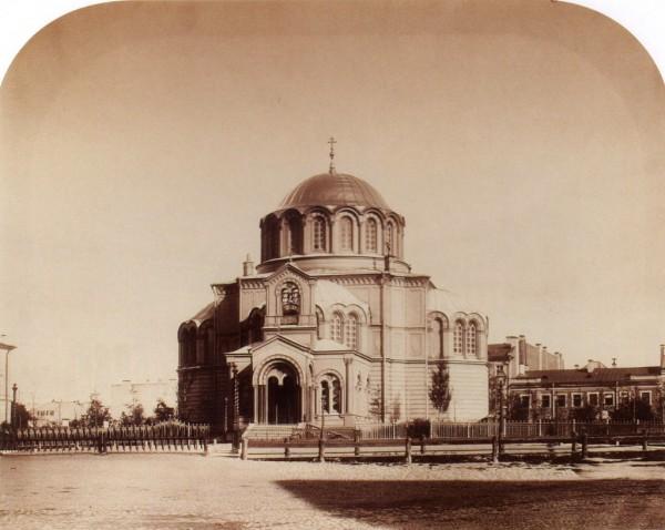 Греческая церковь,1850-1860