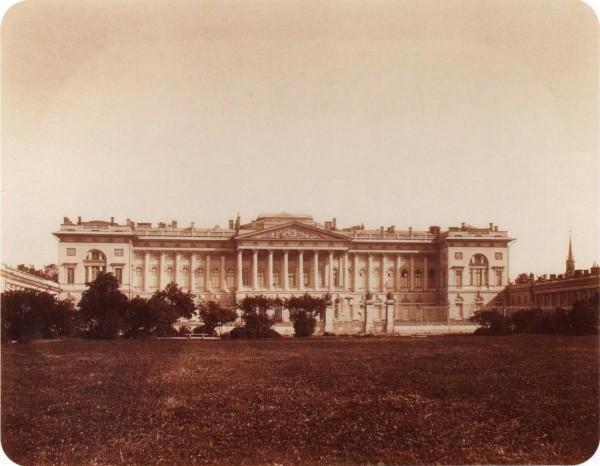Дворец в. к. Елены Павловны,1850-1860