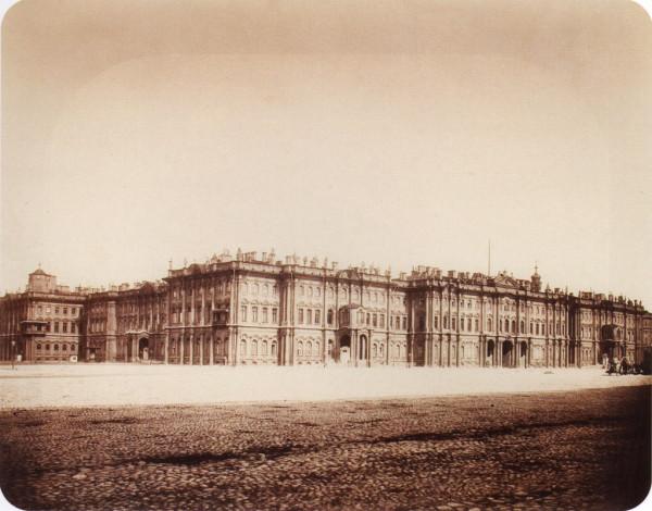 Зимний дворец,1850-1860