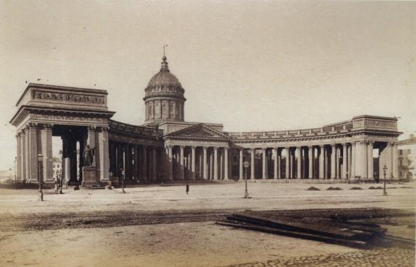 Казанский собор, 1880