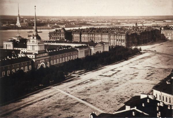 Панорама Санкт-Петербурга,1874