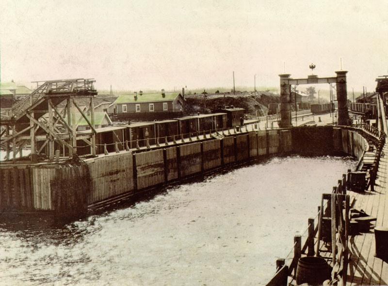 Вилка станции Байкал