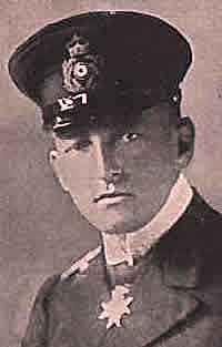 Компандир U-20 - капитан-лейтенант Walther Schwieger