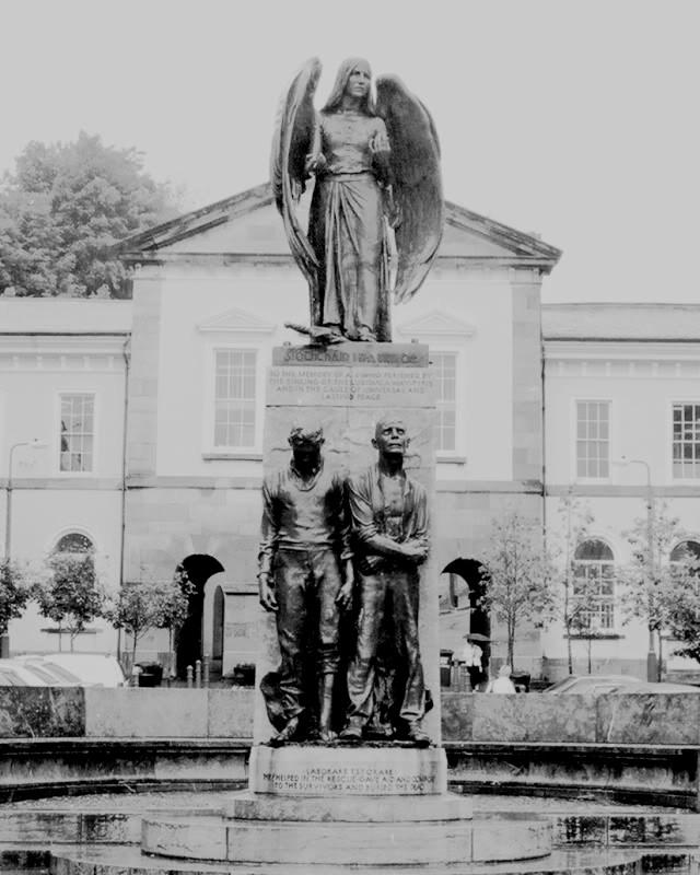 Мемориал жертвам Лузитании