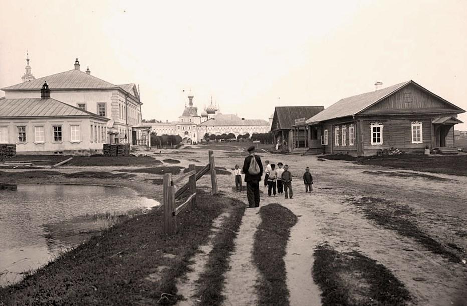 Город Калязин. 1903 г. г. Калязин, Тверская губерния 2