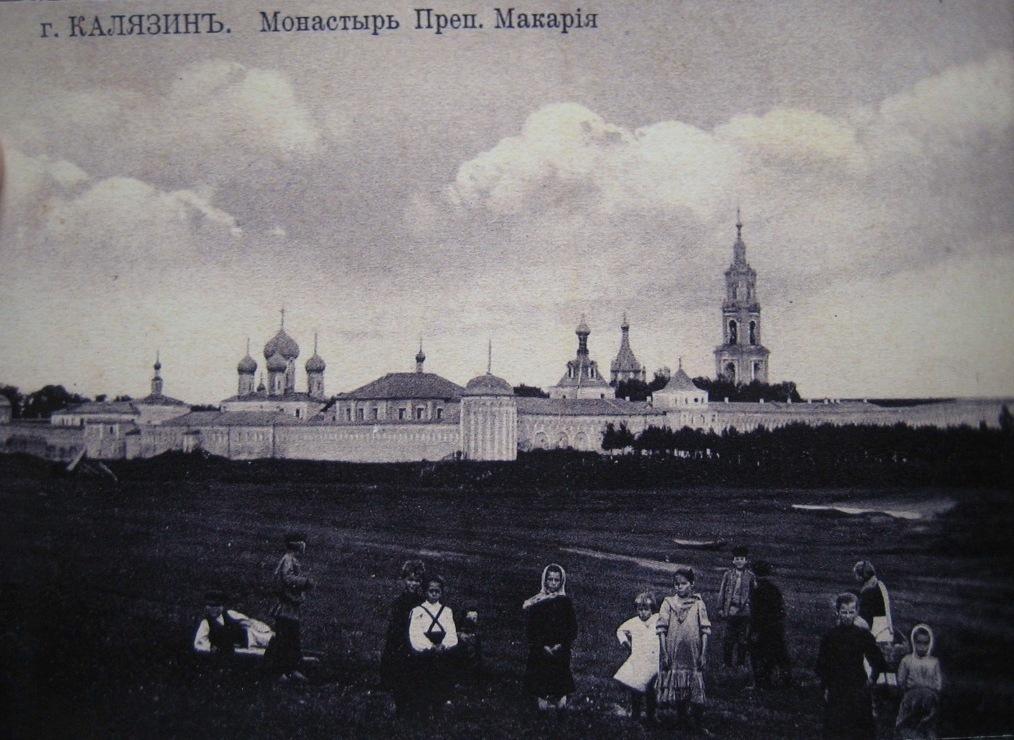 Монастырь Преп.Макария
