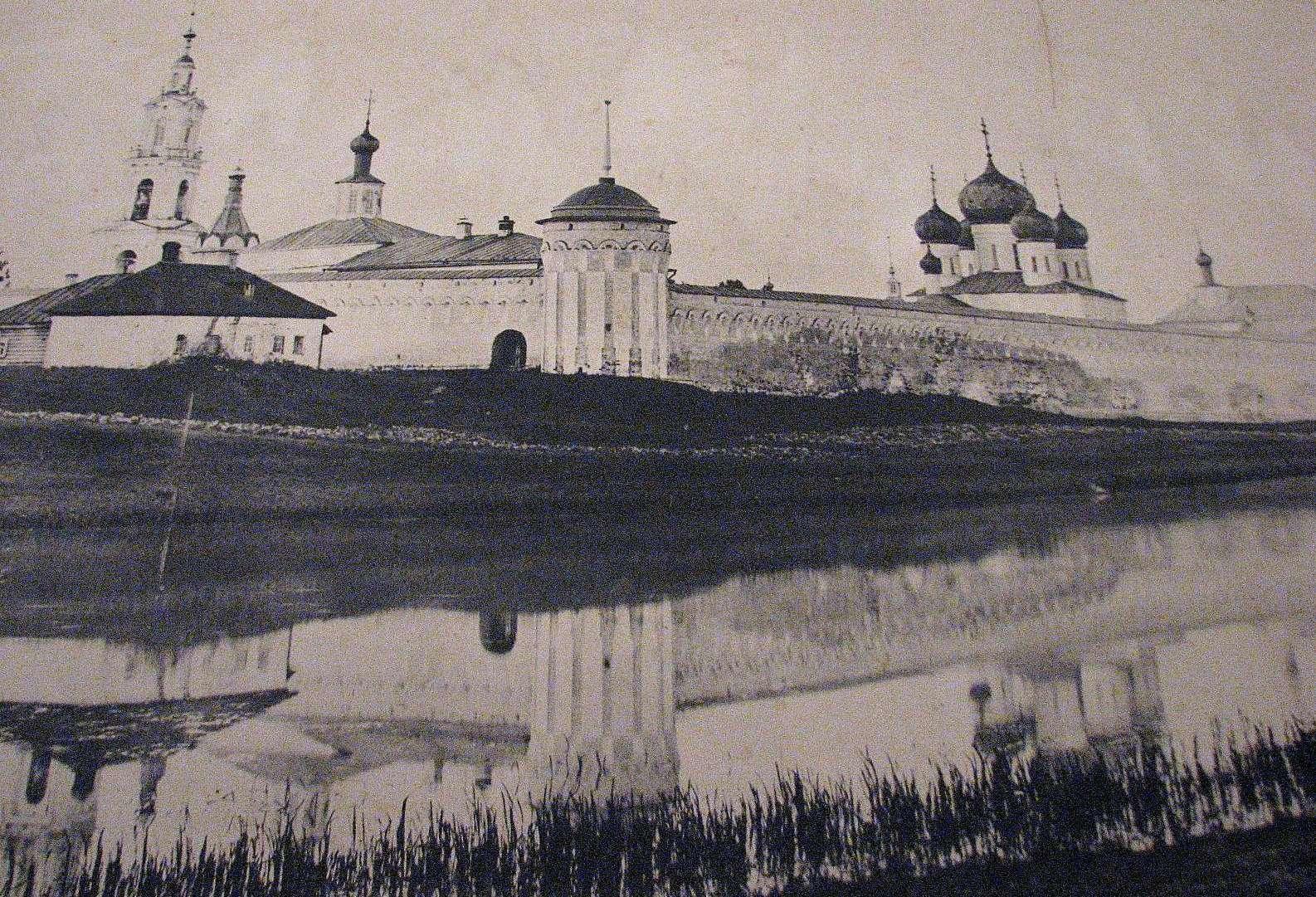 Троицкий мужской монастырь..