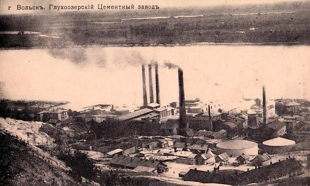Глухоозерский цементный завод