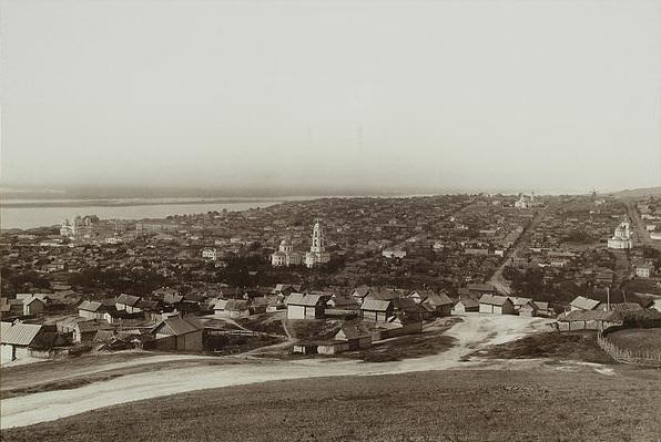 Панорама Вольска