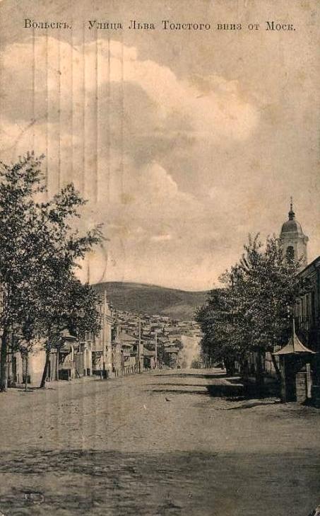 Льва Толстого улица.