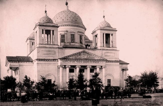 Иоанно Предтеченский кафедральный собор