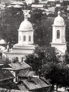 Успенский староверческий храм