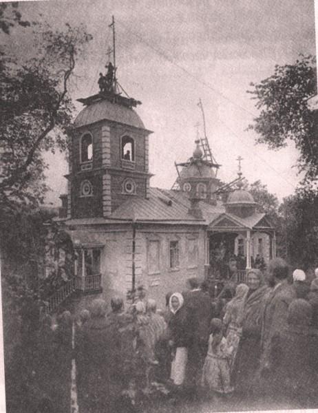 Востановление крестов на львовской часовне