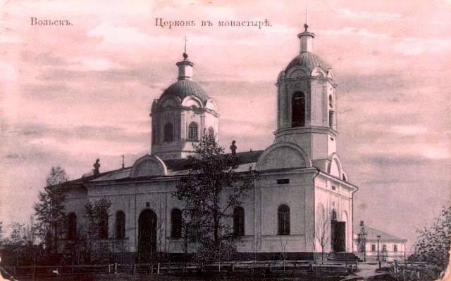Храм Владимирского монастыря