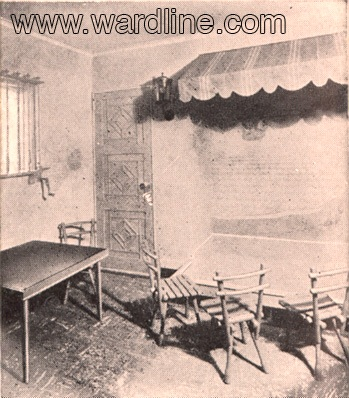 Интерьеры Morro Castle. The Children's Playroom, Circa 1932