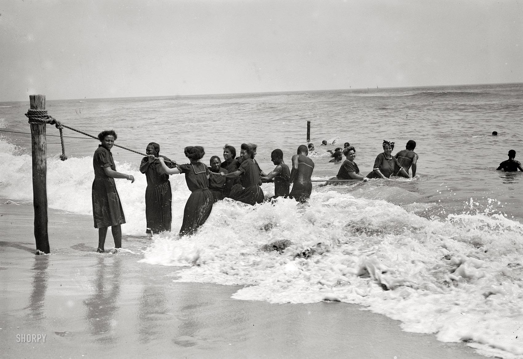 Negro bathers, Asbury Park