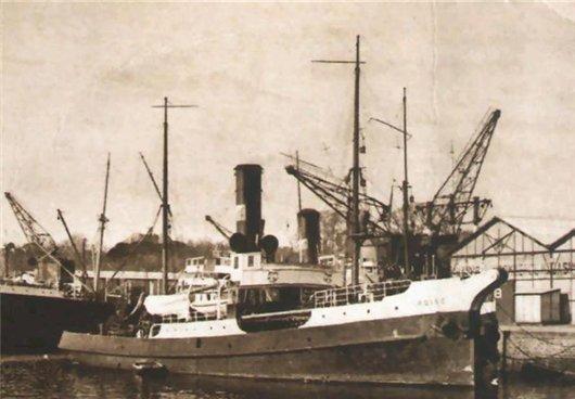 «Черномор» как «Iroise»