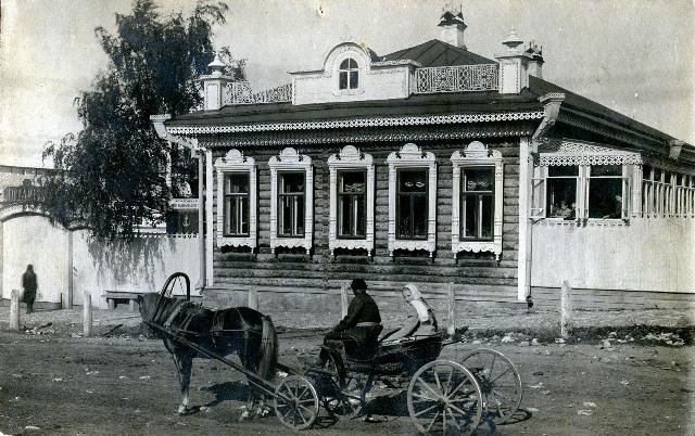 Дом в Кукарке