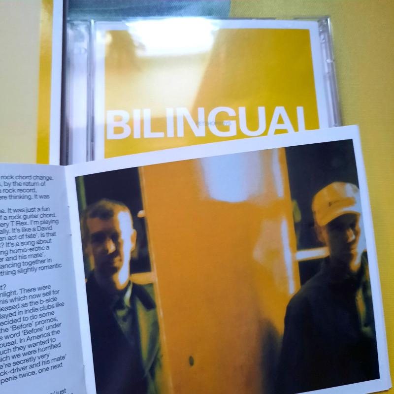 Bilingual - inside cover