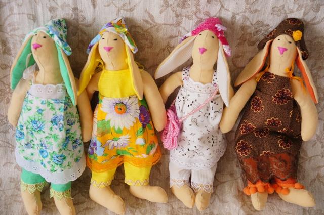 4 зайца 2