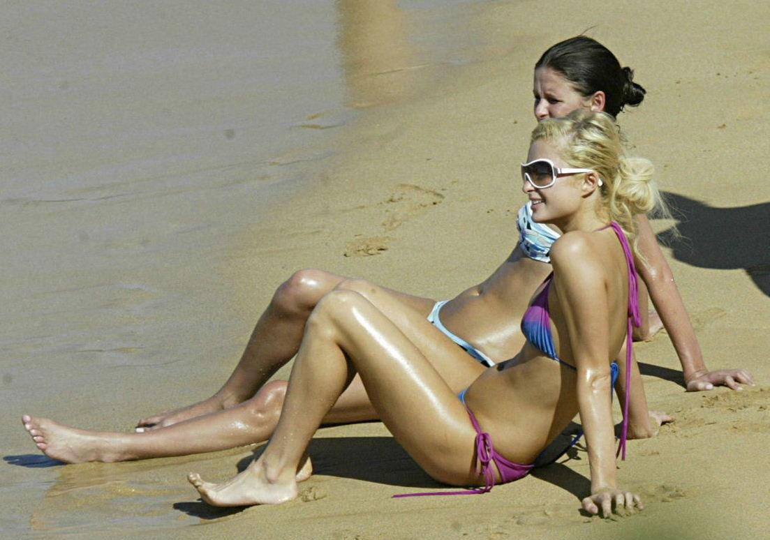 Paris Hilton Fucking And Sucking Sex Tape